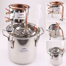 5Gal/20L Copper Moonshine Still & Home Distiller  Alcohol distiller Moonshine