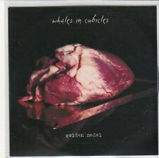 (EQ546) Whales In Cubicles, Golden Medal - DJ CD