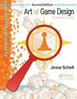 The Art of Game Design : A Book of Lenses by Jesse Schell (2014, Paperback,...
