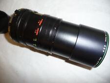 Camera lens for MINOLTA SLR HANIMEX MD fit 80-200mm f 1:4.5   R21