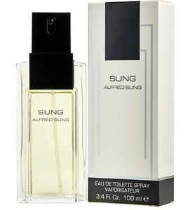 Sung by Alfred Sung 100mL EDT Perfume for Women COD PayPal Ivanandsophia