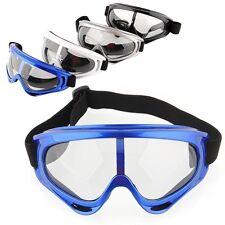 Motocross Motorcycle Off-Road Glasses Eyewear  occhiali nero protezione quad