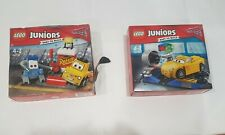 LEGO JUNIORS CARS 3 10731 AND 10732 NEW