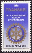 Transkei 1980 Mi 70 Rotary International MNH