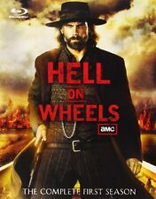 NEW - Hell On Wheels: Season 1  [Blu-ray]