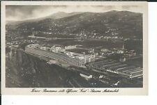 AY-260 - Fiat Automobile Plant, Torino Italy, 1920s-30s RPPC Real Photo Postcard
