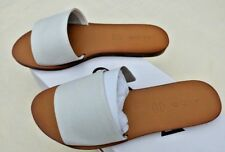 Aldo Womens Brittny Open Toe Sandals White (white) 3.5 to 4 UK
