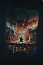 Lord Of The Rings The Hobbit Battle Of The Five Armies T Shirt Youth XL Smaug