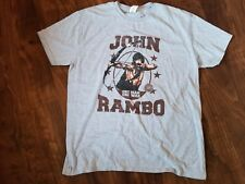 Rambo First blood Tshirt