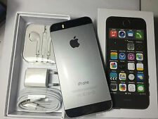 NEW ORIGINAL APPLE iPHONE 5S 64GB  FACTORY UNLOCKED MOBILE SMARTPHONE Black