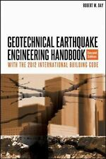Geotechnical Earthquake Engineering by Robert Day (2012, Hardcover)