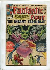 Fantastic Four #24 ~ The Infant Terrible! ~ (Grade 3.0)WH