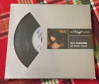 Ozzy Osbourne No More Tears The Vinyl Classics Sony BMG 2005 Raro Blu 502047 5