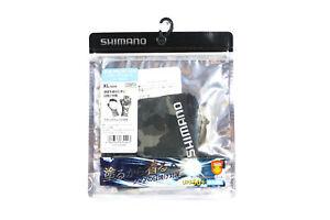 Shimano GL-048Q Gloves UPF 50 Sun Shield 5 Fingerless Camo B Size XL 634443