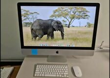 "2015 27"" 5K RETINA Apple iMac 3.2GHz Intel i5 8GB 1TB High Sierra"