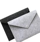 Simple Solid A4 Big Capacity Document Bag Business Briefcase File Folders Fel