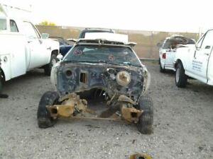 MONTE CAR 1973 Front Seat Belts 144068