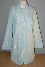 Victoria's Secret Sleep Dress Long Sleeve Striped PaJama - SAMPLES