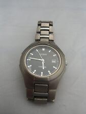 Citizen Titanium, Herren Armbanduhr, schöner, gebrauchter Zustand,