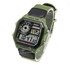 -Casio AE1200WHB-3B Digital Watch Brand New & 100% Authentic
