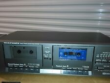 marantz SD-432 Stereo Double Cassette Deck. Without remote. Used.