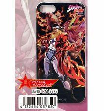 JoJo's Bizarre Adventure iPhone5/5S Case Cover Avdol & Magician's Red ( Di Mo...
