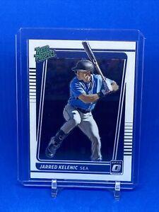 2021 Donruss Optic Baseball Jarred Kelenic Rated Prospect Mariners