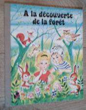 À la découverte de la forêt