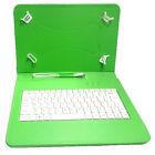 """10 """" CUIR PU Clavier Étui Stand pour Acer iconica un seul B3-A10 b3-a30 tablette"""
