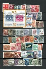 Worldwide Europe Collection Used Unchecked Stamp Lot (Ww 57)