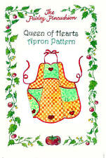 Queen of Hearts Apron Pattern by Paisley Pincushion