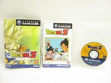 DRAGON BALL Z Item Ref/bbbc Game Cube Nintendo Bandai Japan Game gc