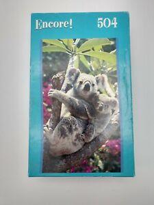 Encore 504 Piece Koala Bears Puzzle Sealed Box