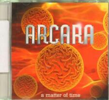 Arcara(CD Album)A Matter Of Time-New
