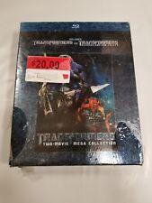 Transformers/Transformers: Revenge of the Fallen Blu-ray Disc 2009 4-Disc Set