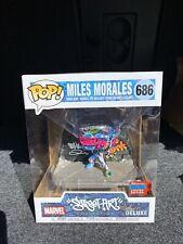 Funko POP! Marvel Spider-Man *MILES MORALES* #686 2020 NYCC Exclusive Street Art