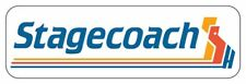 STAGECOACH BUS INSPIRED STICKERS x 6 BRAND NEW BUSES