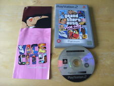 PLAYSTATION 2/PS2-Grand Theft Auto: Vice City -- PLATINUM EDITION-GRATIS P&P