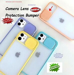 Cover Iphone 6,7,8,Xs,Xr,Se,11,12,Pro,Max,Mini,L'Originale Protezione Fotocamera