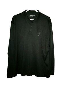 Nike Golf Dri-Fit Walt Disney World Mickey Mouse Long Sleeve Golf Shirt Men's XL