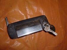 FIAT 126 MANIGLIA PORTIERA SERRATURA CON CHIAVE ORIGINALE