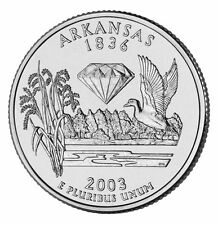 2003 P Arkansas State Quarter BU