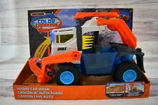 Matchbox Color Changers Hydro Truck Car Wash With Orange Baja Truck Included