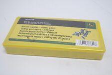 Genuine John Deere Grease Nipples Metric Pack MCXFA1118 Free Postage