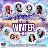 So Fresh The Hits of Winter 2020 Various Artists CD NEW