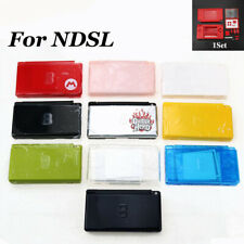 Full Replacement Housing Case Cover Shell Kit For Nintendo DS Lite NDSL 24 Color