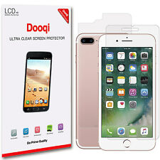 Dooqi 3 Front + 3 Back Matte Anti Glare Screen Protector For iPhone 7 Plus