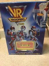 NIB Sabans VR Troopers Game Audio Cassette