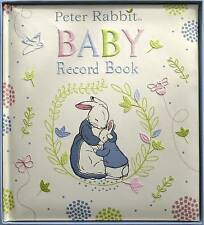 Peter Rabbit Baby Record Book by Penguin Books Ltd (Hardback, 2016)
