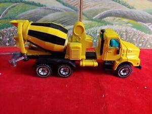 Nice Cement Mixer 2817 Autotransport - Betonmischer Siku West Germany 1/55 Volvo